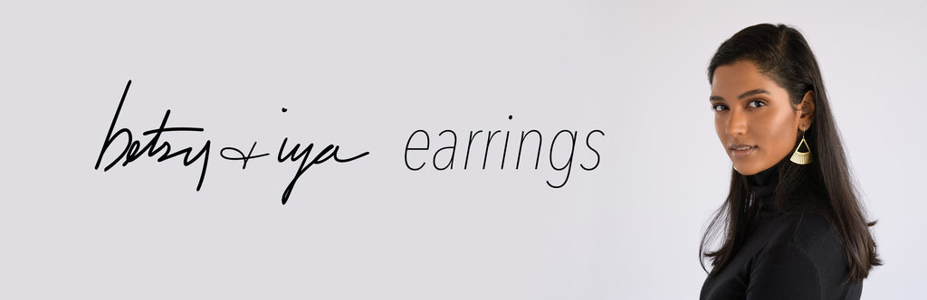 betsy & iya earrings