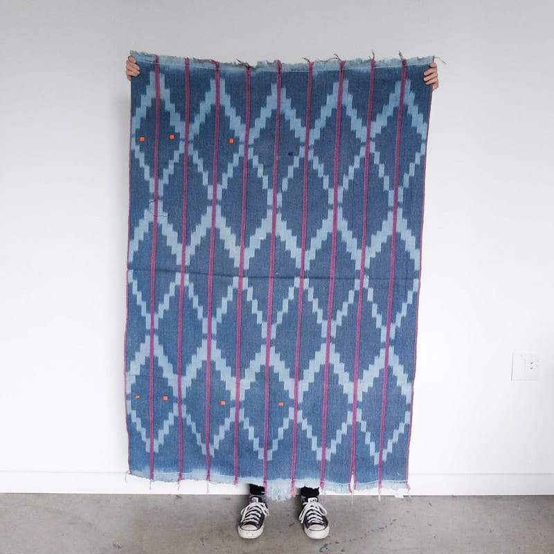 Handwoven Baoule cloth
