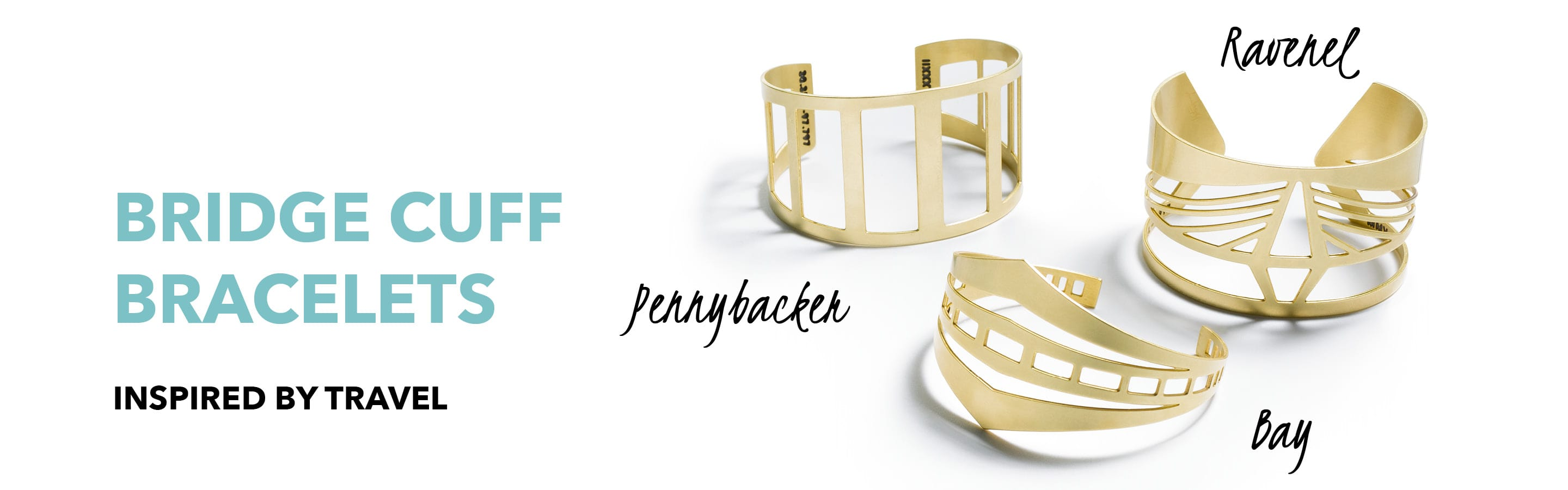 betsy & iya bridge cuff collection