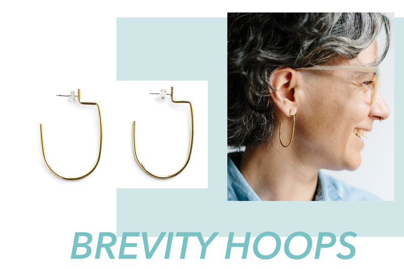 Brevity Hoops by Kari Phillips