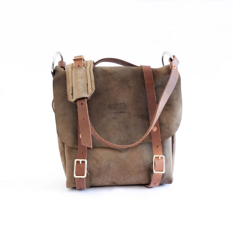Goertzen Adventure Equipment Scout Leather Bag