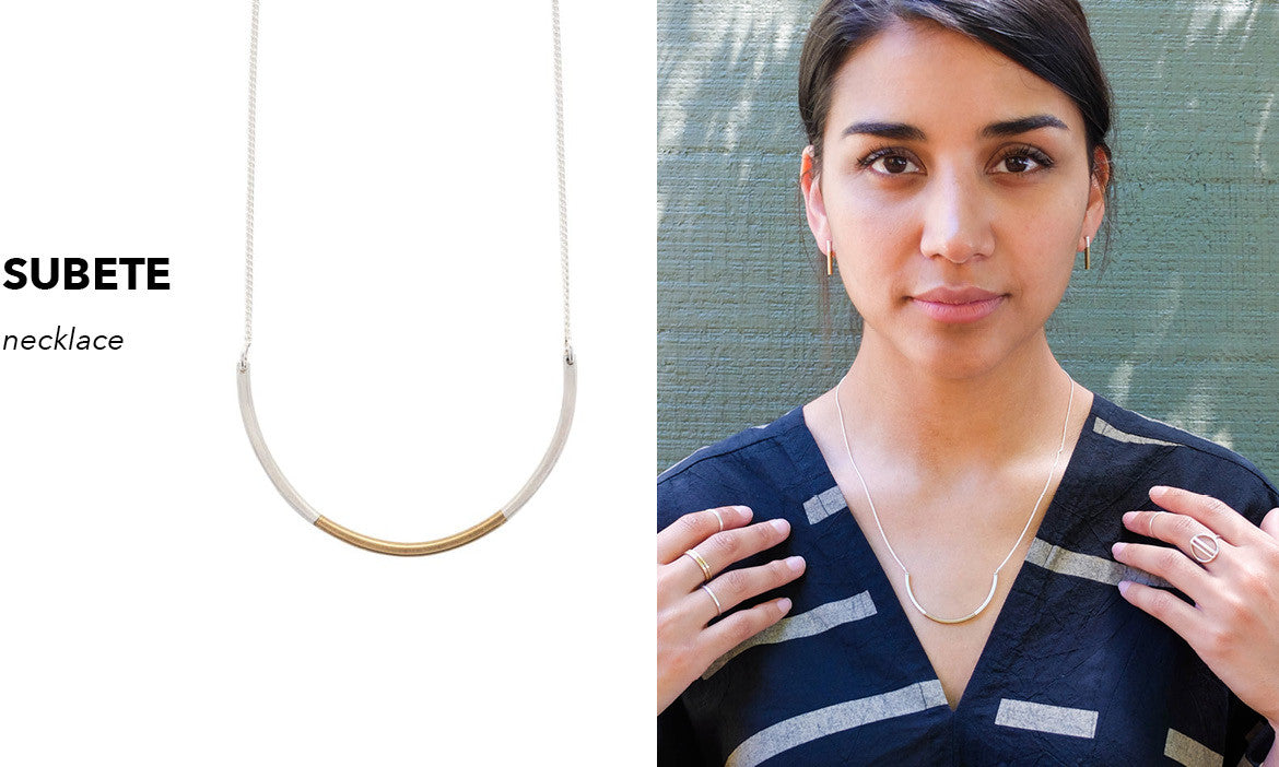 koa collection - subete necklace