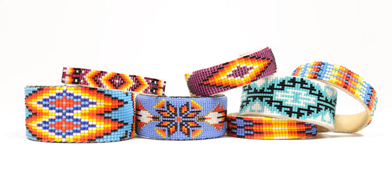 Navajo Beaded Bracelets