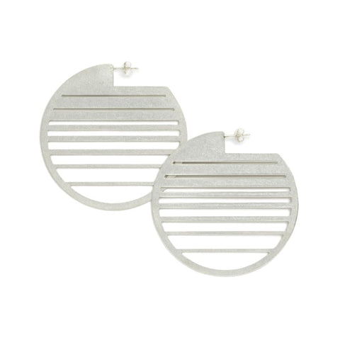 betsy & iya canto collection Ocaso hoop earrings