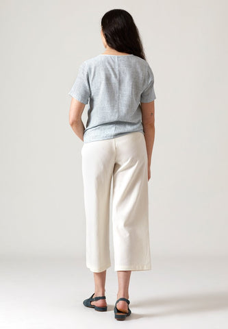 cropped blouse north of west