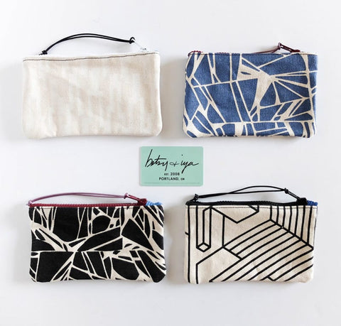 Tim Eads Cosmetic Bags