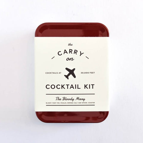 W&P Design Bloody Mary Cocktail Kit