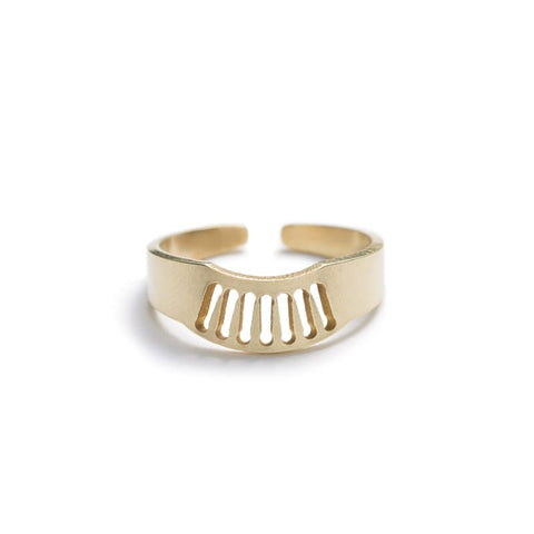 betsy & iya canto collection zaca ring