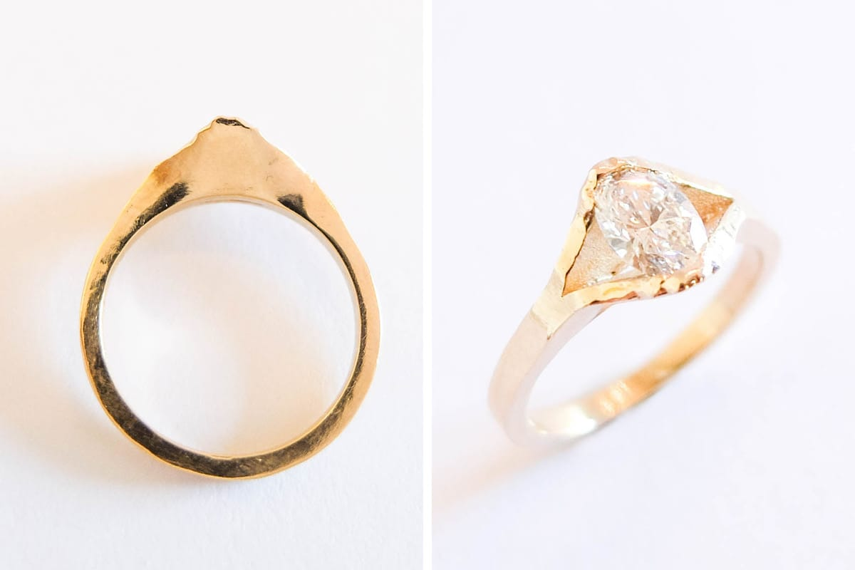 This Personalized Wedding Jewelry Deserves to Be Your Something New