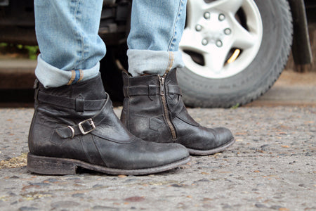 amory's boots