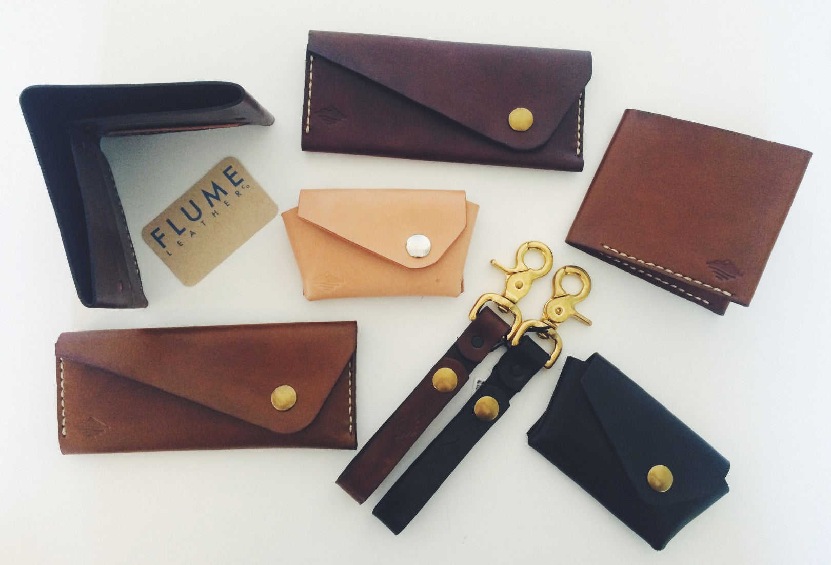 Flume leather co
