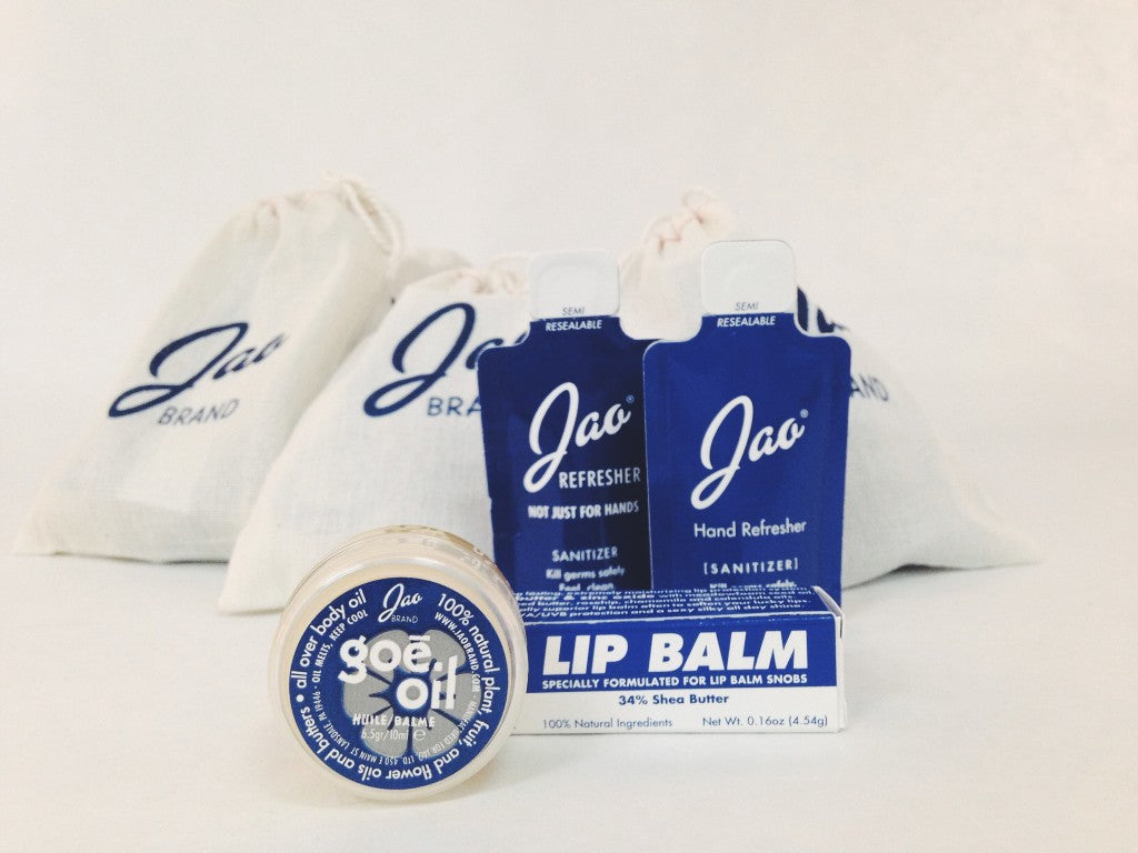 Jao travel pack