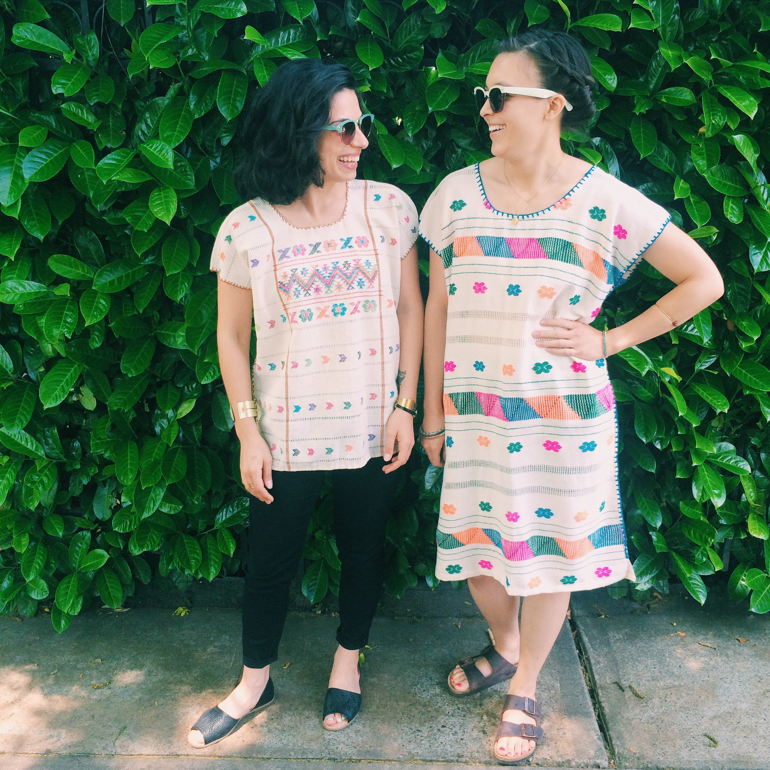 colorful dresses  by Tejido shop