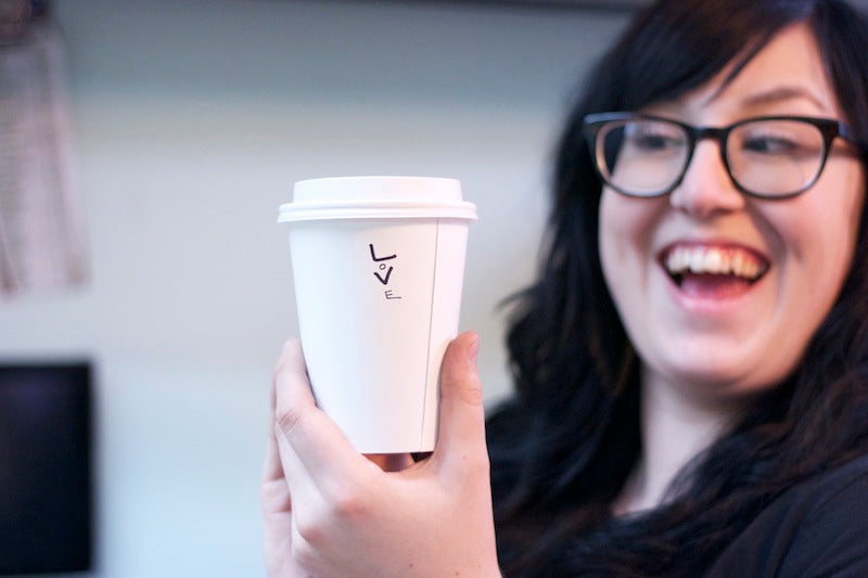 Alyssa Loves Coffee and She loves you too Betsy and Iya!