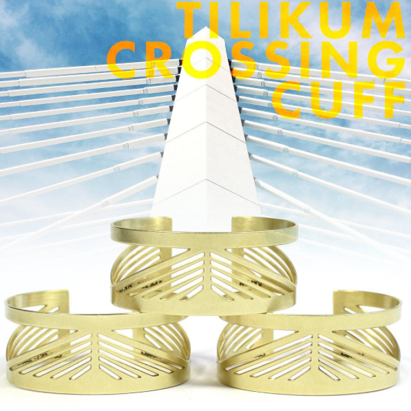 Tilikum Crossing cuff