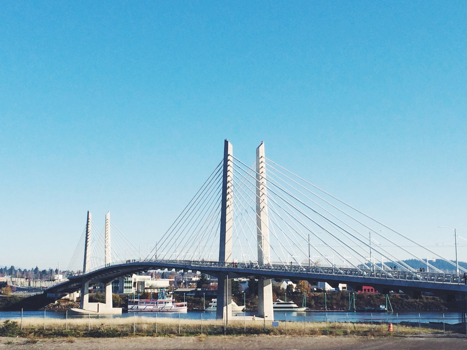 Tilikum Crossing Portland, OR