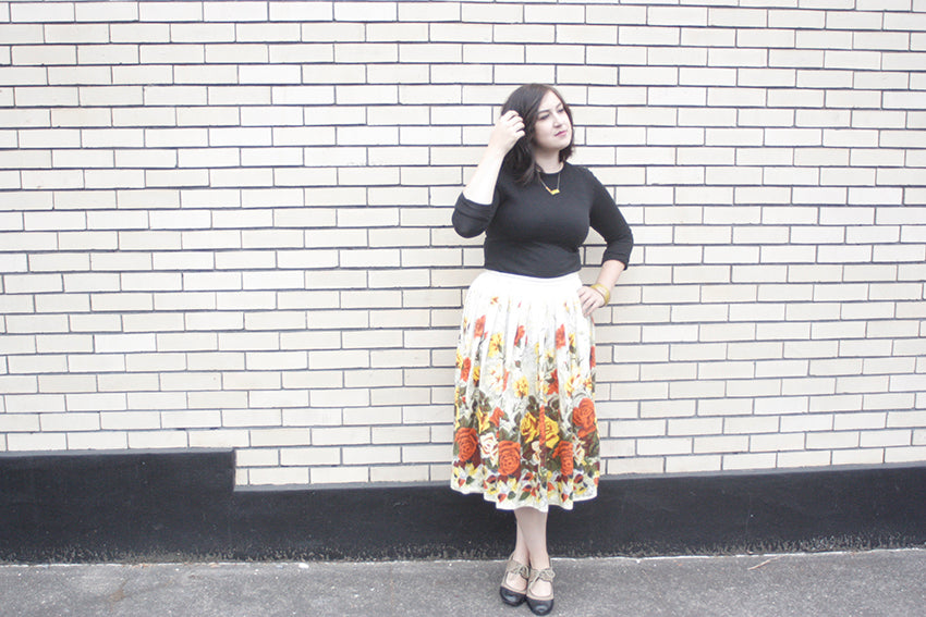 betsy and iya_Alyssa ootd skirt4