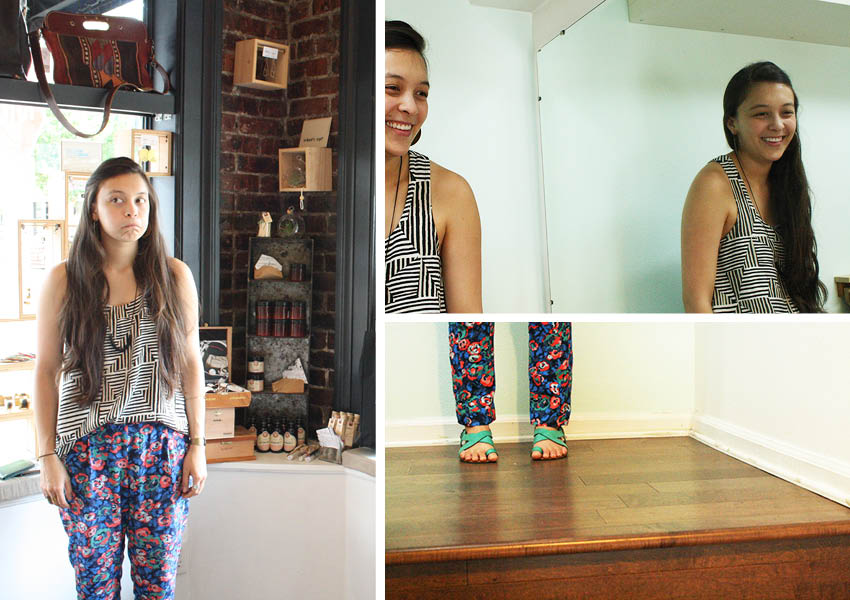 betsy and iya_ootd_barrie prints 2