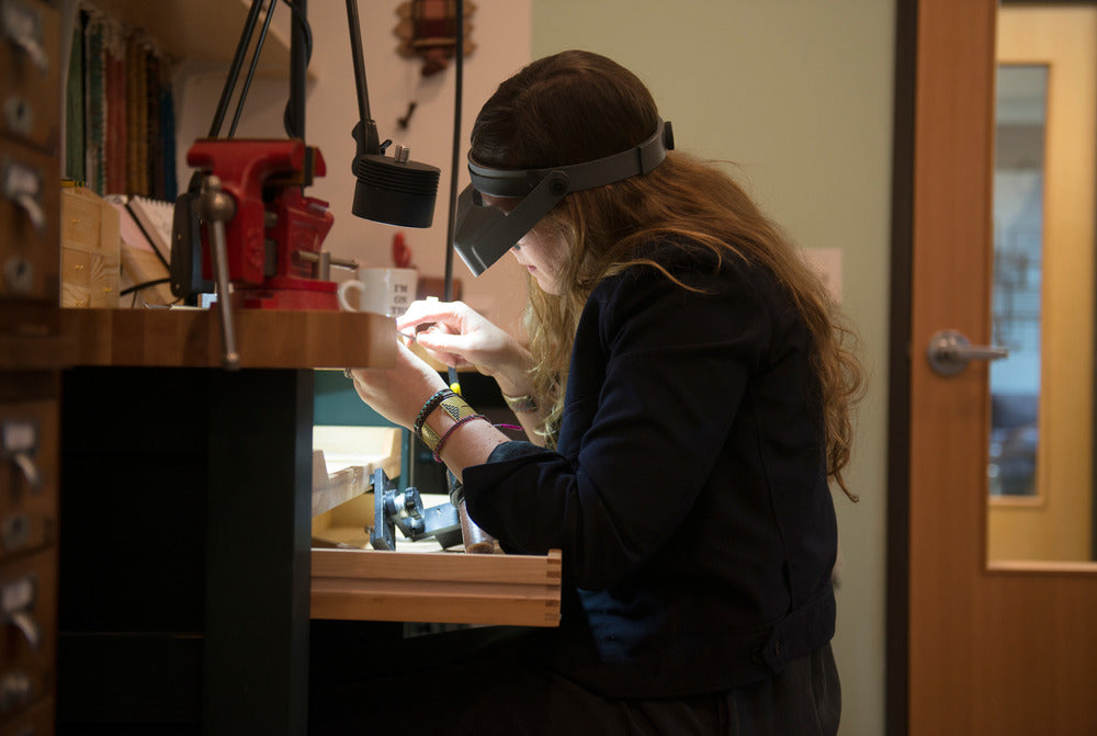 jewelry maker Betsy Cross, betsy & iya, Portland Supply Co