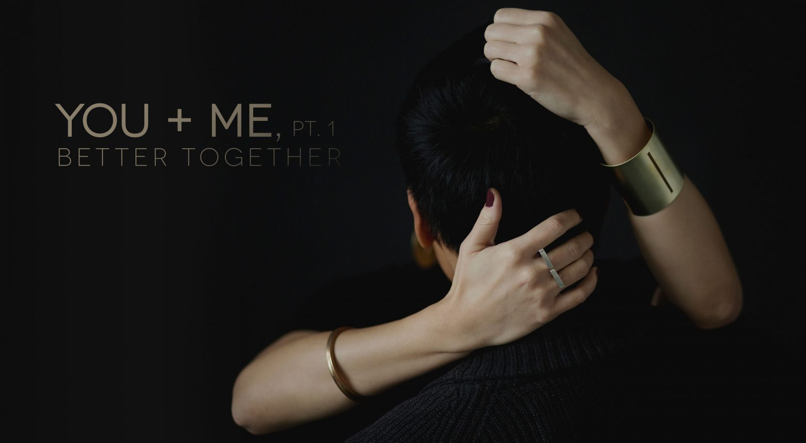 you+me collection by betsy & iya
