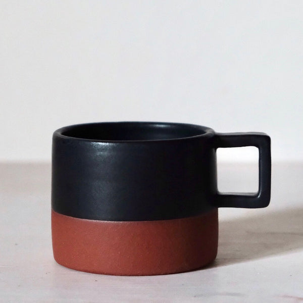Small Black Mug/Espresso Cup