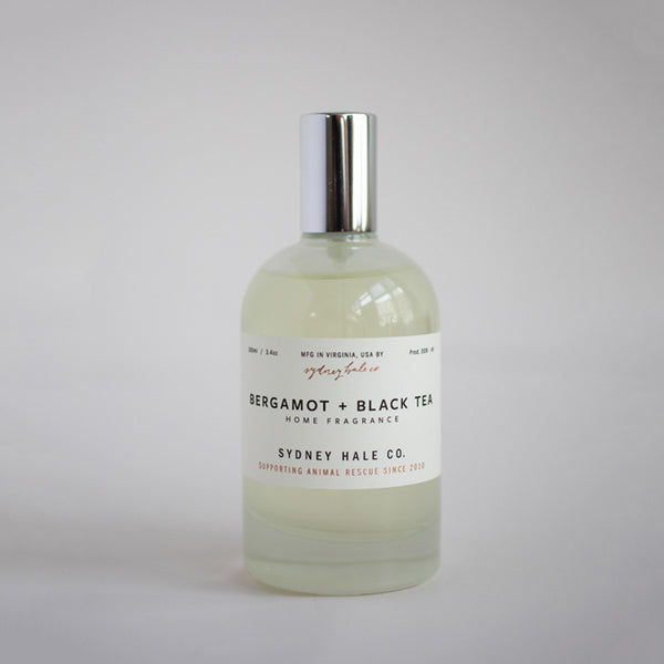 Sydney Hale Co Room Spray Coastal Bergamot and Black Tea