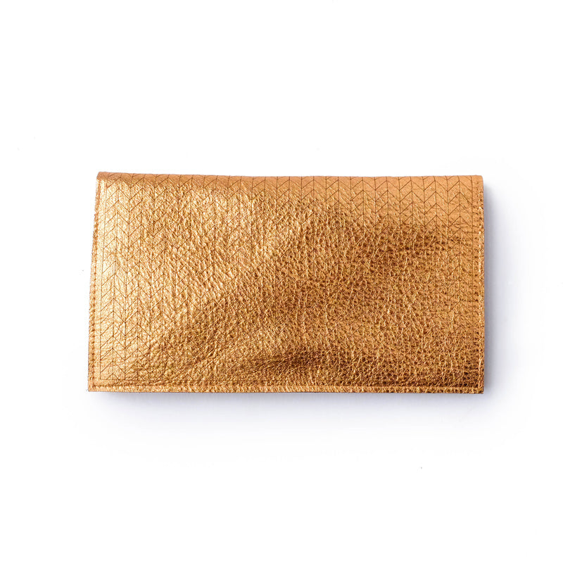 Pouch Wallet Metallic