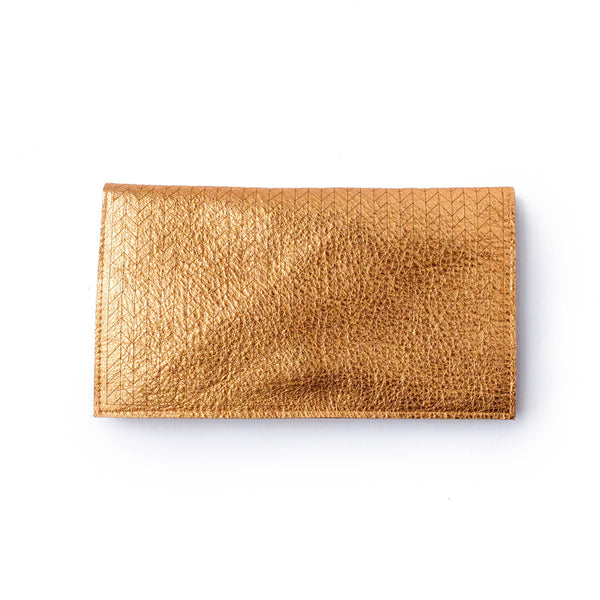 Molly M Pouch Wallet Copper