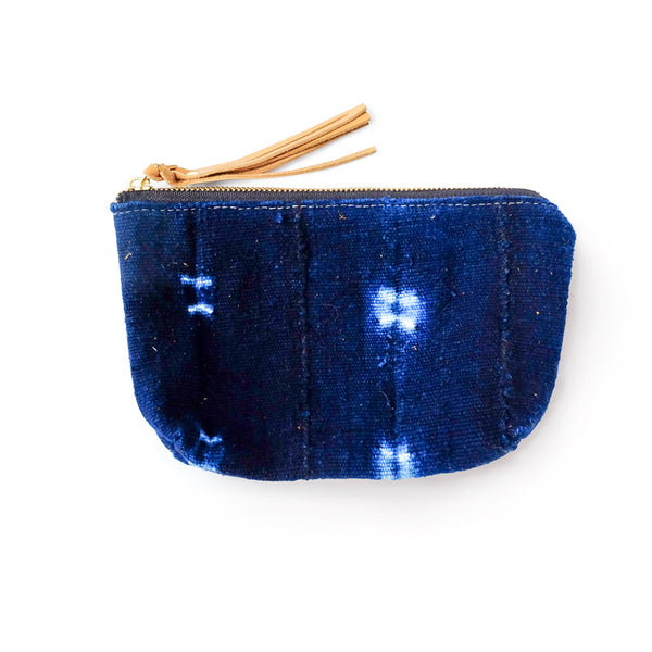 Cosmetic Bag Indigo Made
