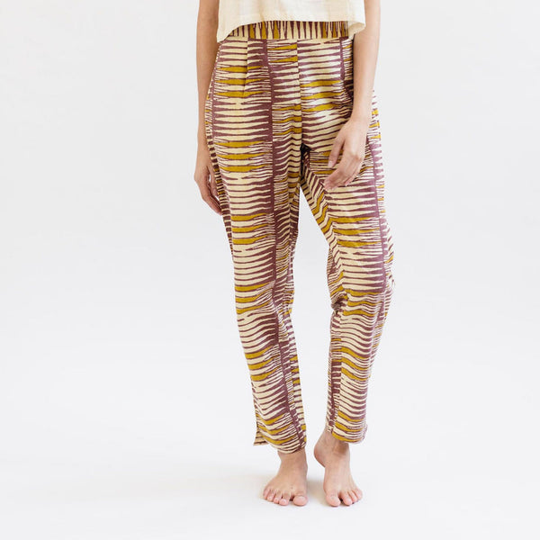 Lounge Pants in Paloma Print