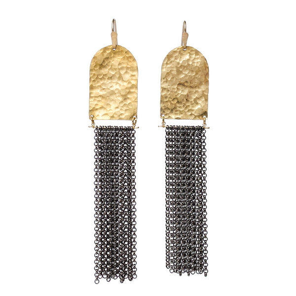Demimonde Jewelry Chrysaora Earrings front view