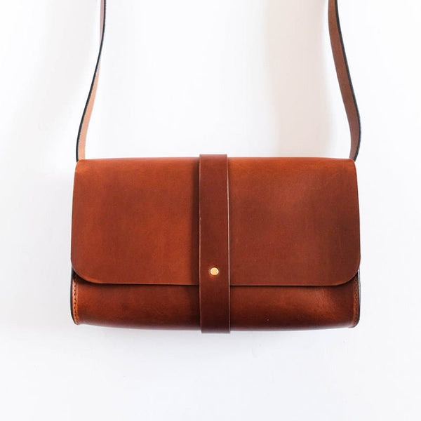 Faro Crossbody bag chestnut