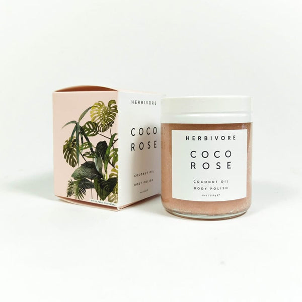 Herbivore Botanicals Coco Rose Body Polish