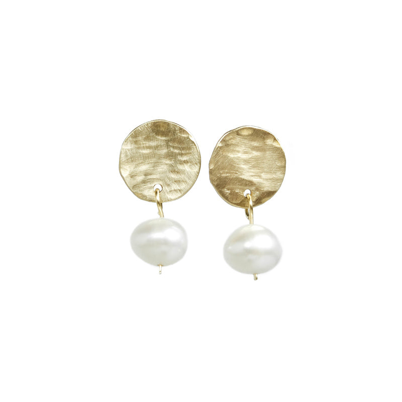 Kallisti Stud Earrings