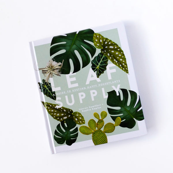 Leaf Supply Book front cover