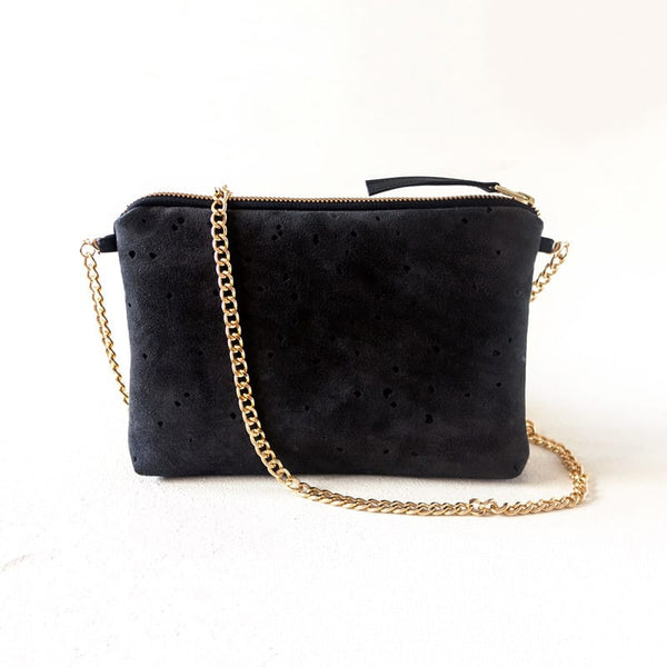 Dulce Clutch & Strap Bag