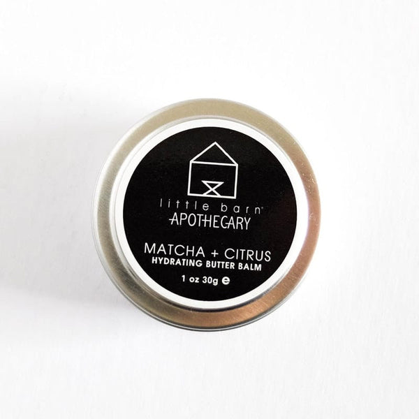 Little Barn Apothecary Matcha Citrus Lip Balm