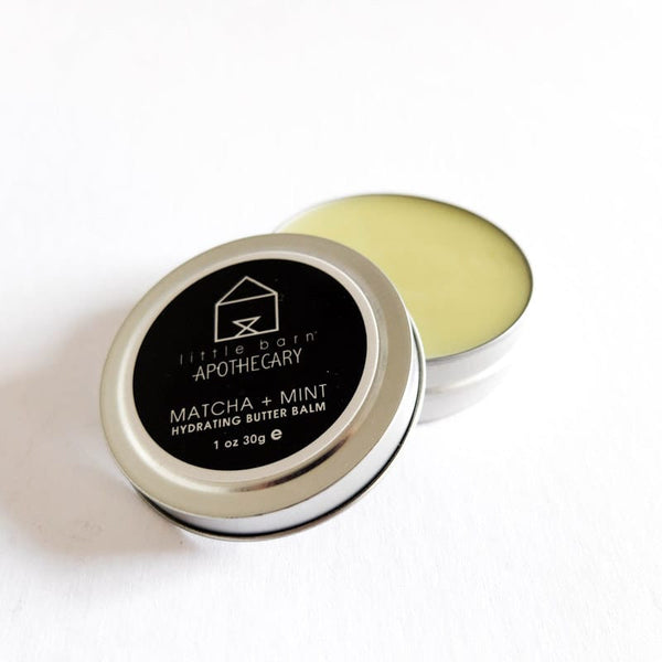 Little Barn Apothecary Matcha Mint Lip Balm