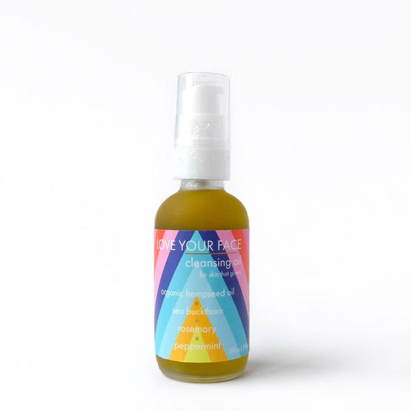 LUA Skincare Love Your Face Cleansing Oil