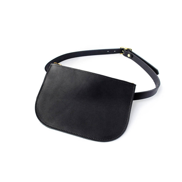 Millie Fanny Pack in black by Neva Opet