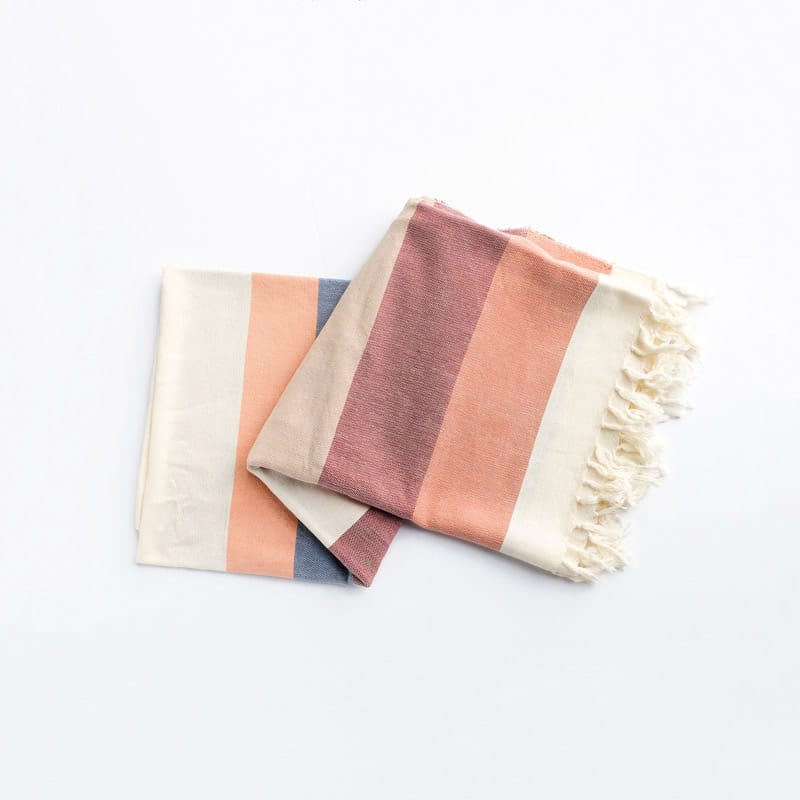 Grapefruit Scarf/Towel