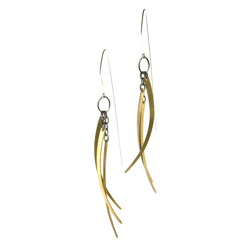 Deadly Nightshade earrings