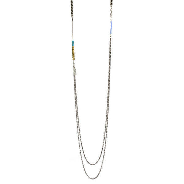 betsy & iya The Pathway necklace