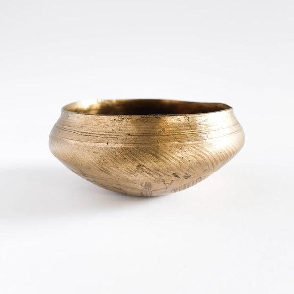 Pakistani Brass Bowl