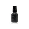 Palate Polish Vegan 5-Free (almost non-toxic) Nail Polish Black Pepper Sparkle