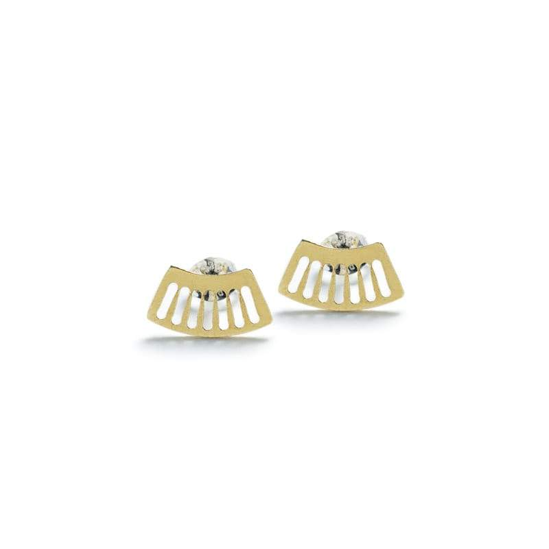 Ritmo stud earrings