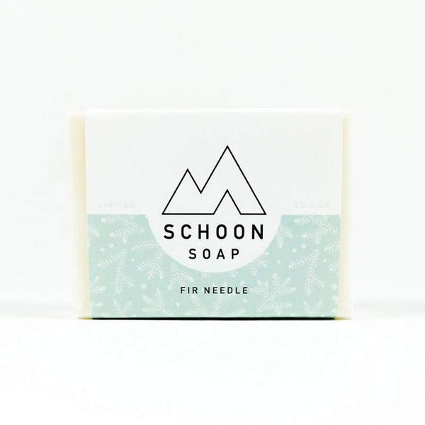 Schoon Sensitive Skin Vegan Soap Fir Needle
