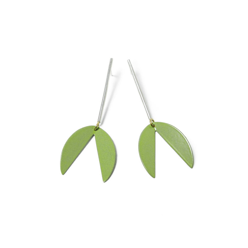 Stem Earrings