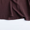 Tienda Ho Clothing Oasis Top color swatch in Syrah