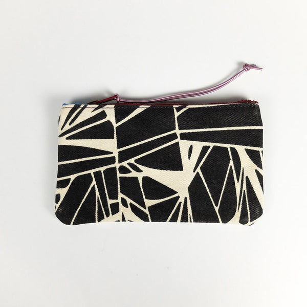 Tim Eads Cosmetic Bag Black Glitch